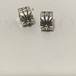 Two pandora clips